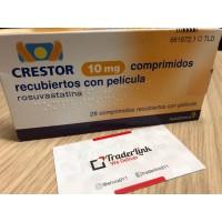 Crestor (Rosuvastatina) 10 mg x 28 Comprimidos